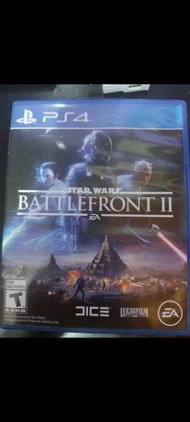 Star wars battlefront II usada buen estado