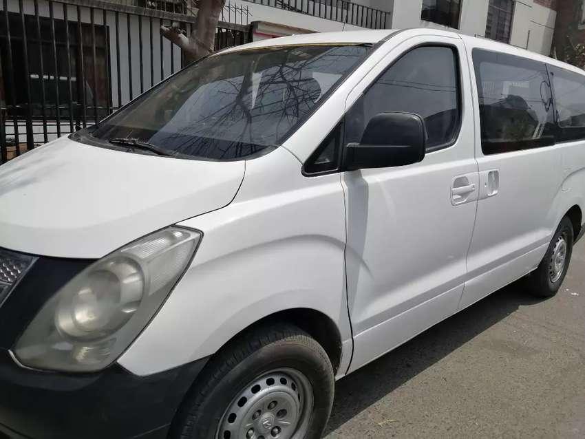 Hyundai h1 2012 0