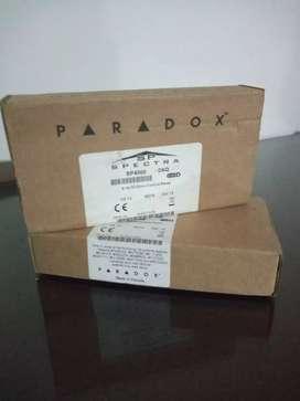 Circuito Alarma de Seguridad Paradox SP4000 Nuevos