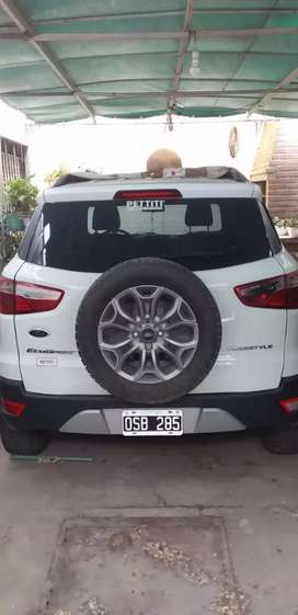 Vendo escosport impecable