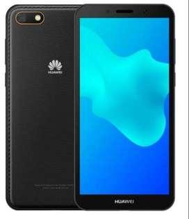 Se vende telefono celular Huawei Y5 2018 en perfectas condiciones