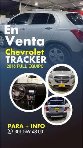 VENTA CHEVROLET TRACKER