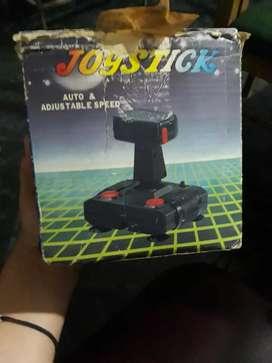 Joystick atari en caja