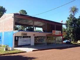 Vendo 4 locales comerciales alquilados y con laza maciza y techado