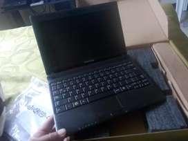 Mini portátil Marca samsung N148 o cambio por celular o algo de igual valor ofrezcan