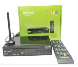 Tdt Decodificador Para Tv Receptor Televisor Codificador
