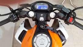 Honda 190 R REPSOL Modelo 2019 1600 km.