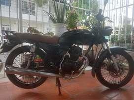 Vendo moto Akt nkd 125 en buen estado