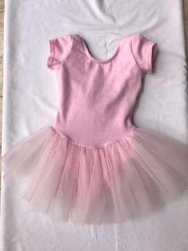 Vestido de Bailarina para 2/3 años