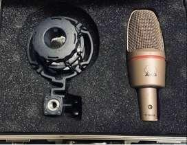 Microfono Estudio AKG C3000b