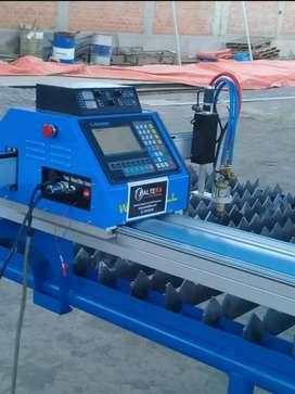 Plasma CNC Oxicorte Máquina Corte de Figuras