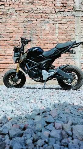 Se vende moto ranger $1000