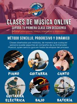 Cursos de Música Online