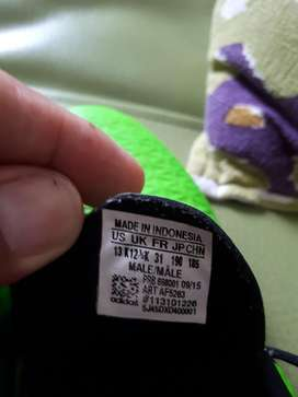 Guayos sintética Adidas