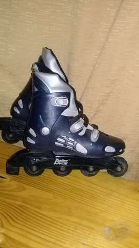 Patines Roller Originales !