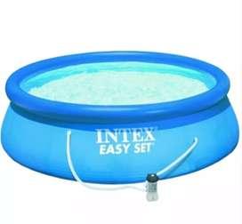 Pileta Intex Redonda Inflable