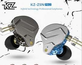 Audífonos Kz Zsn Pro Monitores-IN EARS