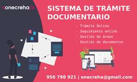 Sistema de tramite documentario