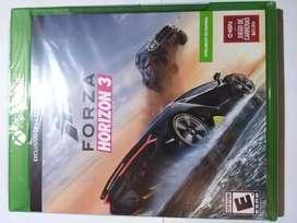 Forza Horizon 3 Xbox One Nuevo en Fisico