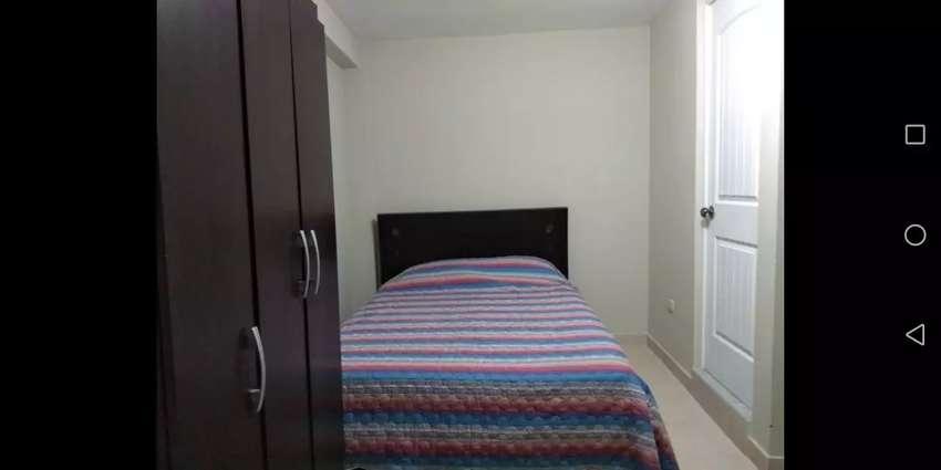 Alquilo habitación amoblada centro de tacna, cama de 2 plazas, tv cable, ducha eléctrica,wifi, cerca a feria 28 de julio 0