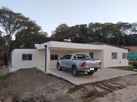 Hermosa casa de 3 dormitorios a ESTRENAR en VENTA en Barrio privado Altos San Pablo