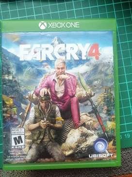 Far Cry 4-Xbox one