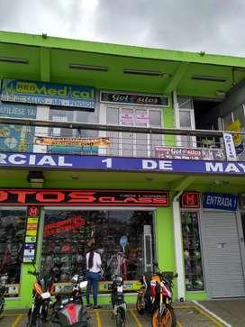 Local bien ubicado 1 mayo con 30 Centro vcomercial frente Al sena