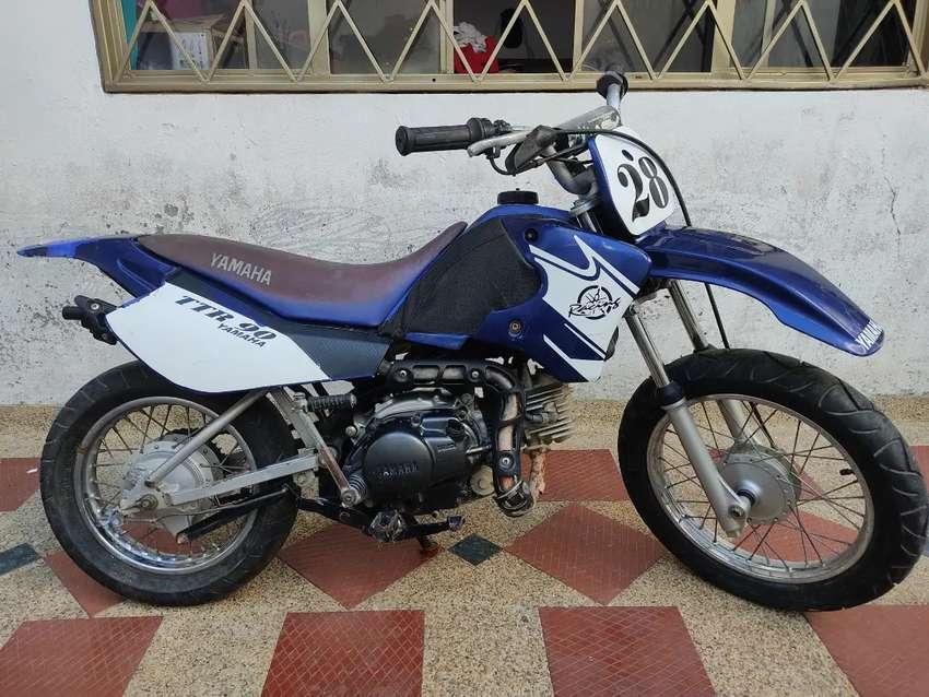 Vendo moto para niños adolescentes