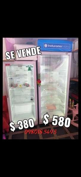 Refrigeradora panoramicas