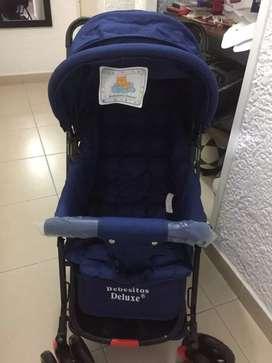Coche para bebé niño