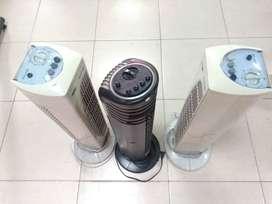 ventilador kalley torre k tf 50 blanco