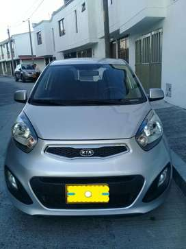 Kia Picanto Ion Xtrem 1.250 Full Eq.2014
