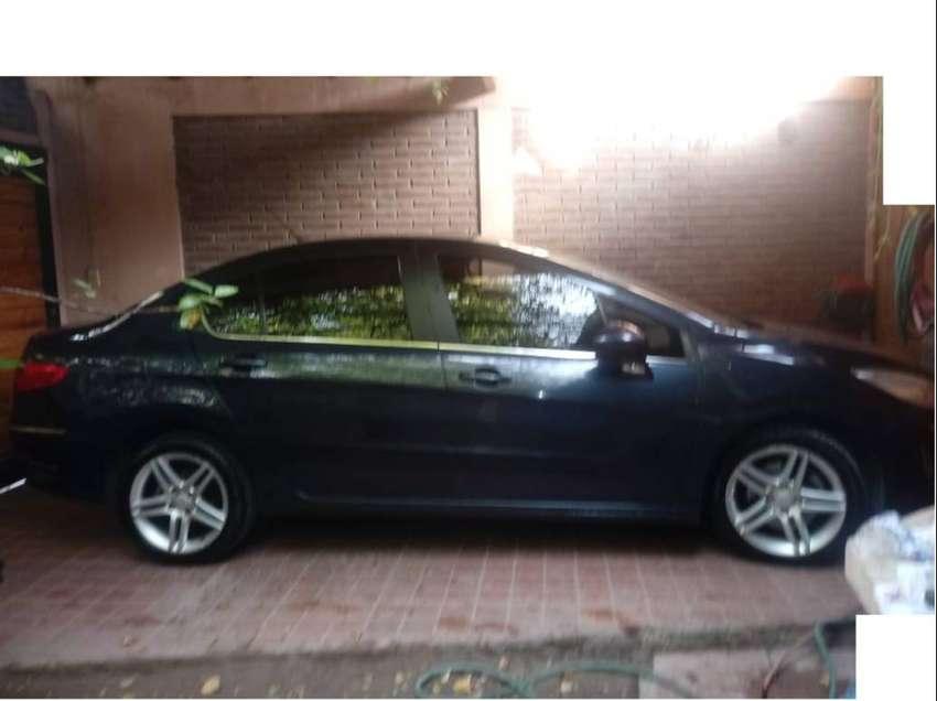 Vendo Peugeot 408 Sport (163cv) 1.6 Thp Turbo Tiptronic. 2013 Nafta 0