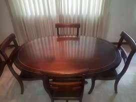 Venta mueble en roble y cedro