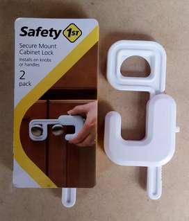 Seguro para cajones para protección de bebés NUEVO. Marca Safety 1st