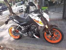 Vendo KTM duke 200 okm recibo moto