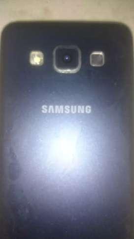 Samsung a3 modelo Sm a300m libre