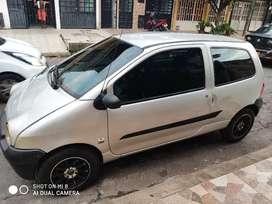Vendo Renault Twingo modelo 2011 $14.000.000 negociable