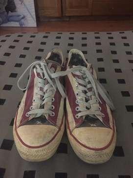 Zapatos Converse Vintage American