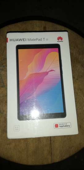 Tablet nueva en su empaque original