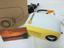 Mini Video Beam Proyector Led Yg200 Portatil Inteligente Video Beam