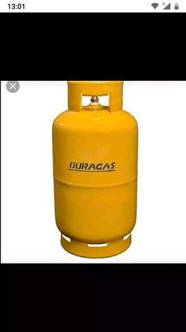 Se vend tanque de gas en 50 dolares