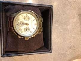 Reloj Dorado Michel Kors