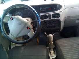 Vendo hafei minyi 2008 gas gasolina 1050cc