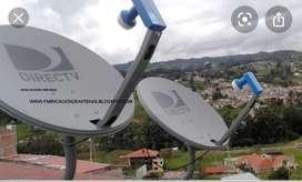 Instalaciones de antenas Directv