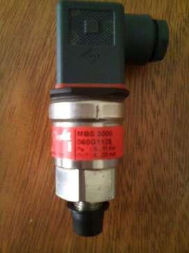 Transmisor De Presión Danfoss Mbs3000 010 bar / Out 420mA