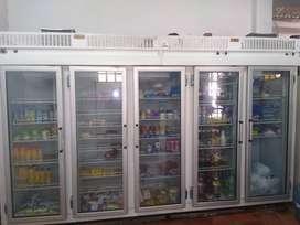 Congelador/refrigerador marca Super Nordico