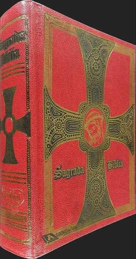 La SAGRADA BIBLIA Edicion Familiar