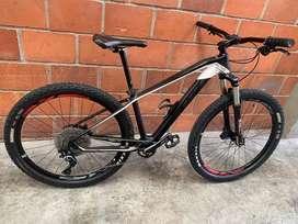 Bicicleta mtb 27.5 carbono