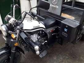 Vendo Motocarro Zanella 200cc año 2018 impecable